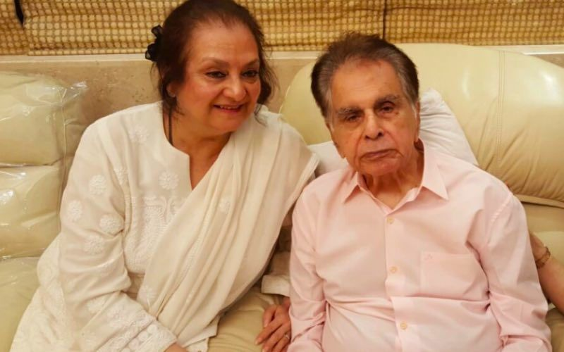 Dilip Kumar Demise: 'God Snatched Away My Reason For Living' Were Wife Saira Banu's First Words After His Death