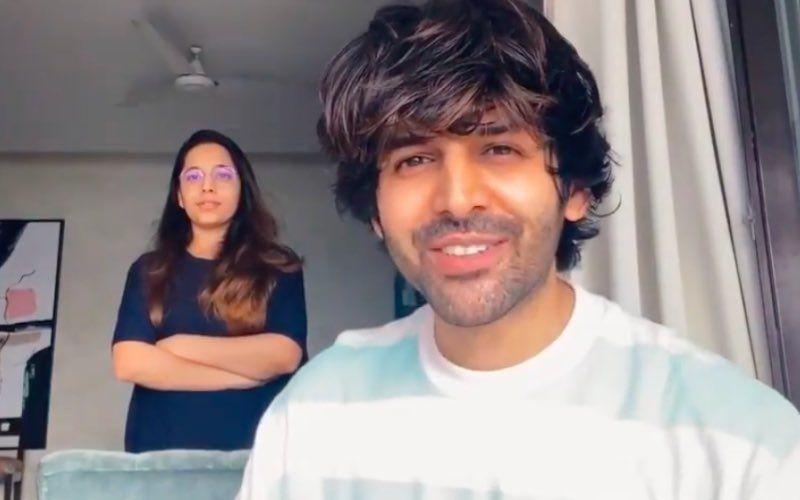 Kartik Aaryan Shares A Funny Birthday Post For His 'April Fool' Sister Kritika Tiwari; Every Sibling Can Relate – VIDEO