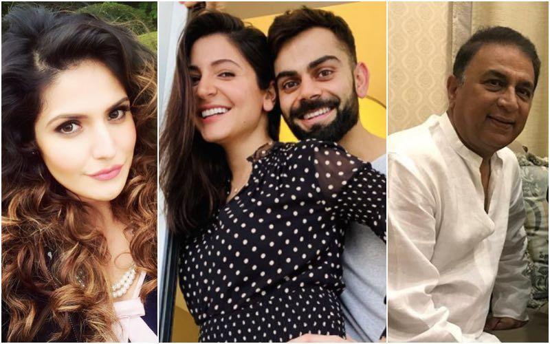 IPL 2020: Zareen Khan Calls Out Sunil Gavaskar For His Distasteful Comment On Anushka Sharma And Virat Kohli