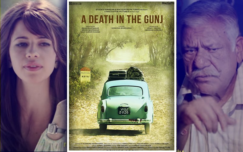 Movie Review: A Death In The Gunj, Murder She Said