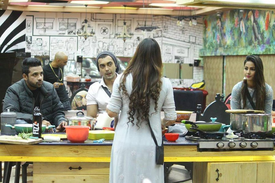 a still from bigg boss