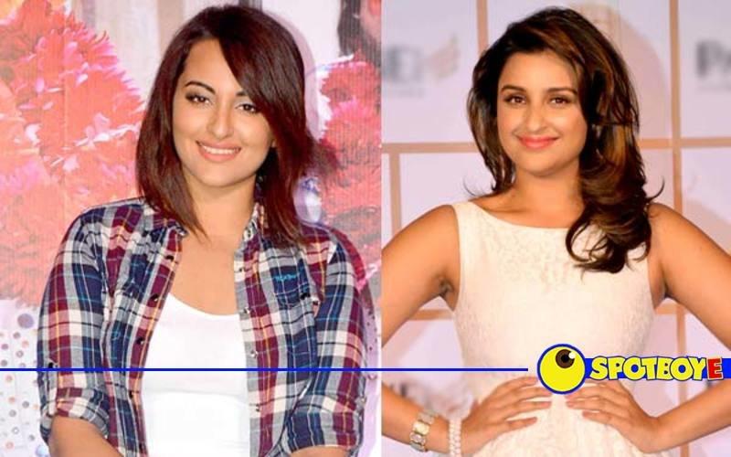 Sonakshi & Parineeti's Sexy Avatar!