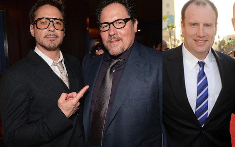 Robert Downey Jr. Announces New Project With Jon Favreau & Kevin Feige