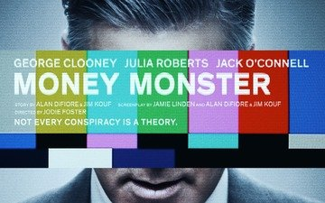 Movie Review: Money Monster – a treat for George Clooney-Julia Roberts fans