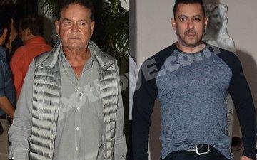 Salim Khan apologises on Salman's behalf