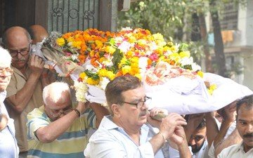 Bollywood Pays Last Respects To Sadhana
