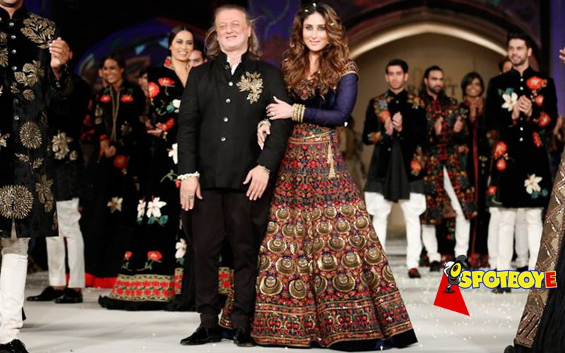 LFW Grand Finale: Rohit Bal 'illuminates' the ramp with his collection