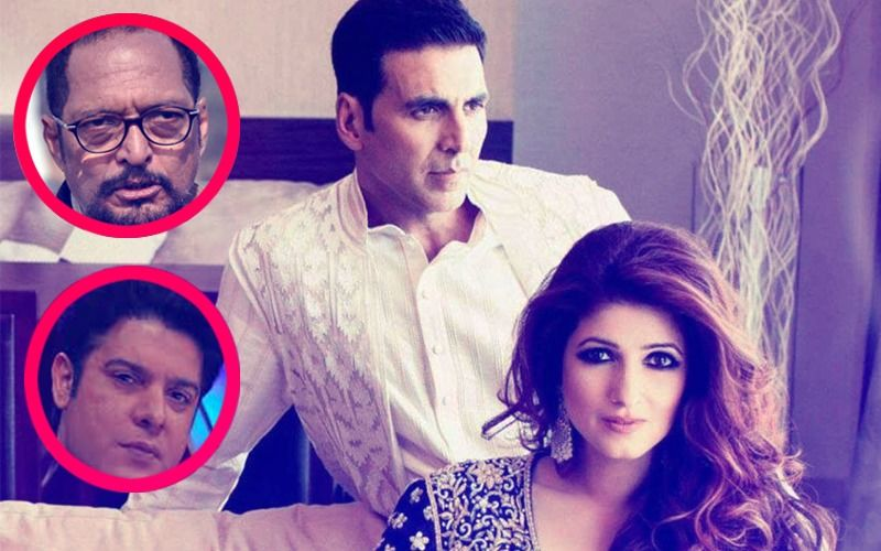 Following Allegations Against Nana Patekar And Sajid Khan, Twinkle Khanna Shouts Out To Team Housefull 4; Akshay Kumar Cancels Shoot