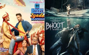 Shubh Mangal Zyada Saavdhan VS Bhoot 1st Monday Box-Office Collection: Ayushmann Khurrana - Vicky Kaushal Suffer Major Dip
