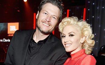 Blake Shelton calls Gwen Stefani home