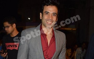 Tusshar Kapoor blessed with a baby boy
