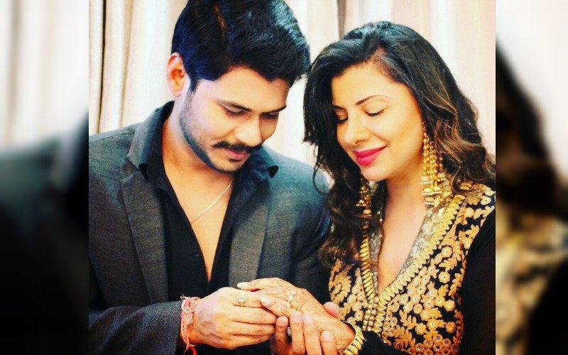 In Pics: Sambhavna Seth gets engaged