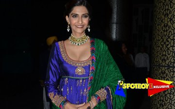 Sonam's first reaction on the Thumbs-Up to Neerja