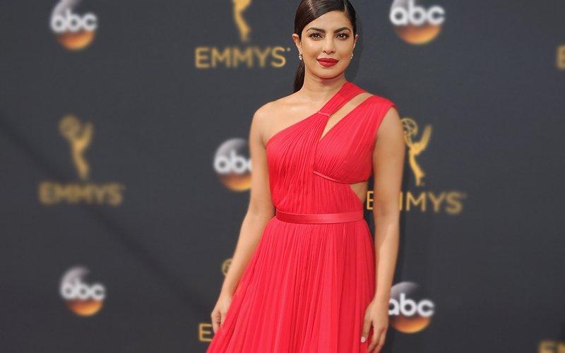 VIDEO: Priyanka Chopra Stuns At The Emmys
