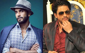Ranveer Singh heartbroken as SRK ignores him