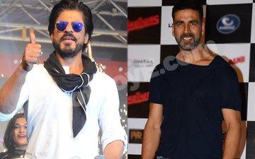 SRK & Akshay Kumar among world's top-paid celebs