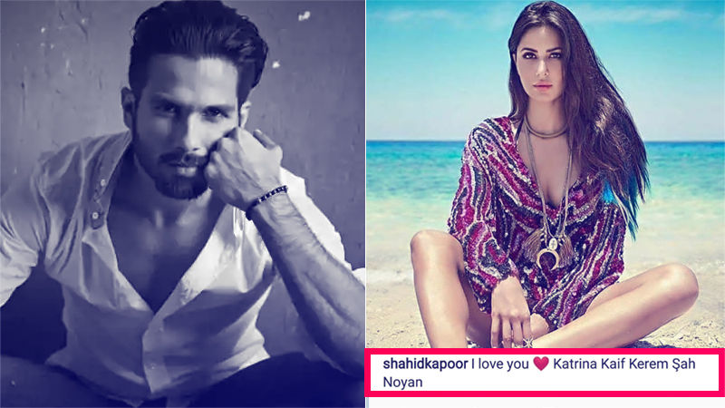 "Shahid Kapoor's Instagram And Twitter Accounts Hacked. Post Reads ""I Love You Katrina Kaif"""