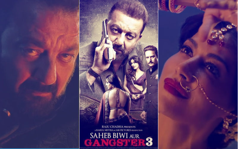 Saheb Biwi Aur Gangster 3, Movie Review: Sanjay-Chitrangda Film Is Non-Stop Torture