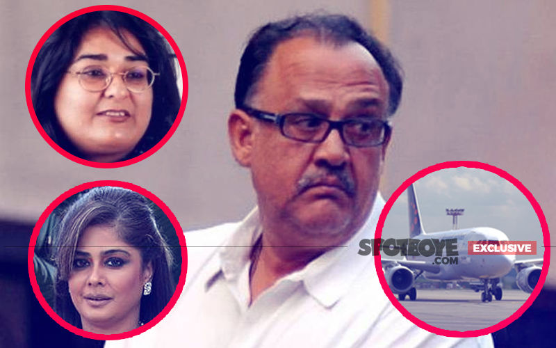 Drunk Alok Nath Slapped A Pilot On Dubai-Mumbai Flight And Was Asked To Deboard