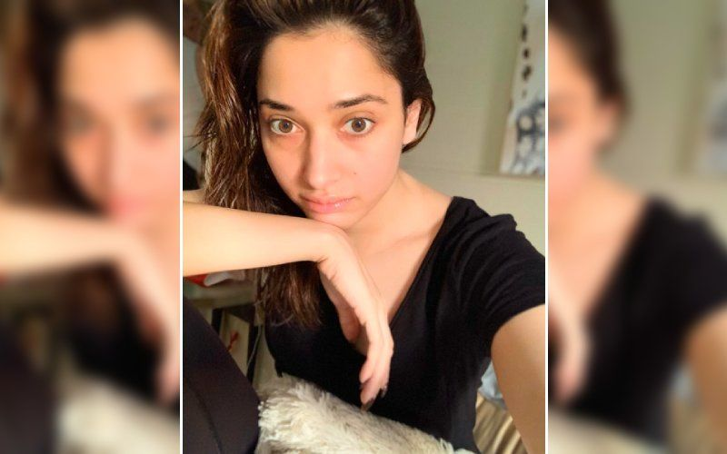 COVID-19 Survivor Tamannaah Bhatia Opens Up On Her Battle With The Virus: 'I Was Really Scared, There Was A Constant Fear Of Death In Me'