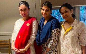 Diwali 2020 Party Pics: Inside Kareena Kapoor Khan's Mini Celebration With Manager Poonam Damania, Mother Babita And Masaba Gupta – SEE HERE