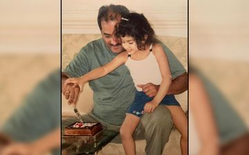 Janhvi Kapoor Shares Precious Childhood Photos With Boney Kapoor And Late Sridevi As She Pours In Love For Father On His Birthday