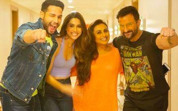 Bunty Aur Babli 2: Saif Ali Khan And Rani Mukerji Starrer To Hit The Big Screens This Christmas; Filmmaker Are In Talks