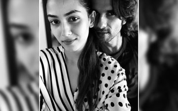 Mira Rajput Calls Shahid Kapoor Sneaky As He Takes A Picture Of Mira And Her Girls Passing Around A Hair Straightener – Pic INSIDE