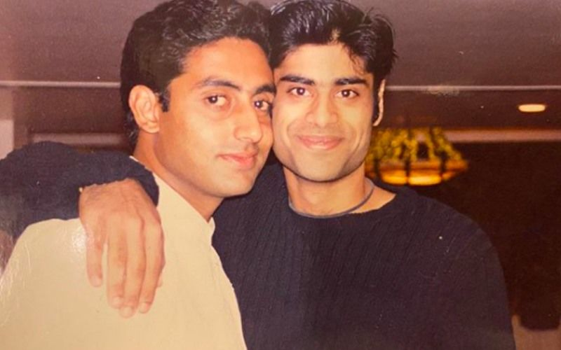 Abhishek Bachchan Lovingly Calls Sikandar Kher Crazy, Irritating And Messy On His 40th Birthday; Writes An Adorable Note For His 'Baby Brother'