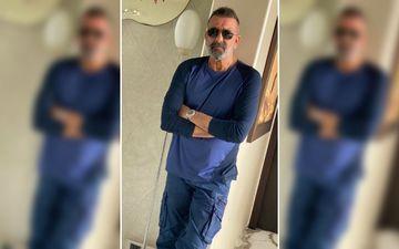 Sanjay Dutt's Latest Picture Leaves Fans Worried; Well Wishers Think Actor Looks Weak, Wish Him Speedy Recovery