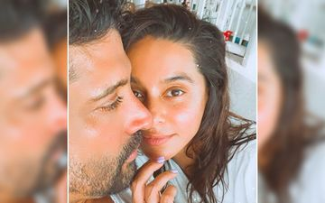 Farhan Akhtar Captures Scenic Beauty As Ladylove Shibani Dandekar And Daughter Akira Akhtar Live It Up In The Maldives – See Pic