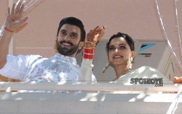 Ranveer Singh Calls Deepika Padukone 'Gudiya', Wishes Her On Their Second Wedding Anniversary With A Saccharine Sweet Post