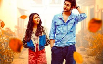 Sunn Zara First Poster: Shivin Narang And Tejasswi Prakash Look Lost In Each Other's Company As They Take A Romantic Walk