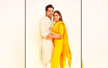 Wardrobe Diaries: Varun Dhawan And Sara Ali Khan Put Their Best Fashion Foot Forward As They Get Into The Promotional Groove For Coolie No 1