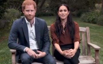 Prince Harry Admits He Didn't Know Unconscious Racial Bias Existed Until 'Living' In His Wife Meghan Markle's Shoes