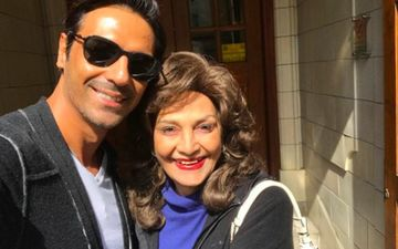Arjun Rampal Pens An Emotional Note For His Late Mother On Her Death Anniversary; Calls Her 'Most Special Person In My Life'