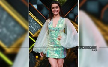 Shraddha Kapoor Flaunts Three Different Looks With An Added Oomph Factor; Which One Is Your Favourite? - See Pics
