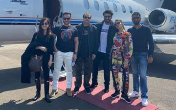Bhoot Police: Saif Ali Khan, Arjun Kapoor, Jacqueline Fernandez And Yami Gautam Leave For Dalhousie To Shoot For The Film