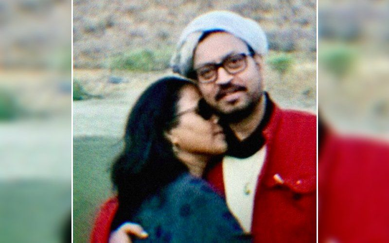 Irrfan Khan's Son Babil Shares A Heart Touching Post For His Late Father With A Pic; Says: 'It's True, Time Does Indeed Slow Down In The Spaces'