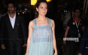 Thalaivi: Kangana Ranaut Is Back To Work; Shares Post Dance Rehearsal Picture With Choreographer - See Pic