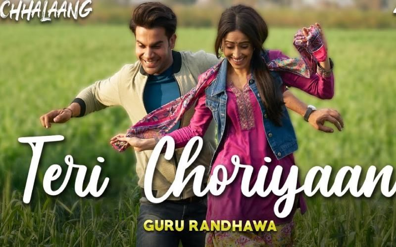 Chhalaang Song Teri Choriyaan: Guru Randhawa's New Melodious Track Is Stealing Our Hearts
