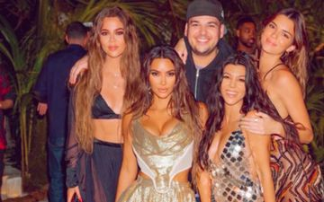 Kim Kardashian Celebrates 40th Birthday With Her Inner Circle At A Private Island; Says: 'We Could Pretend Things Were Normal Just For A Brief Moment'