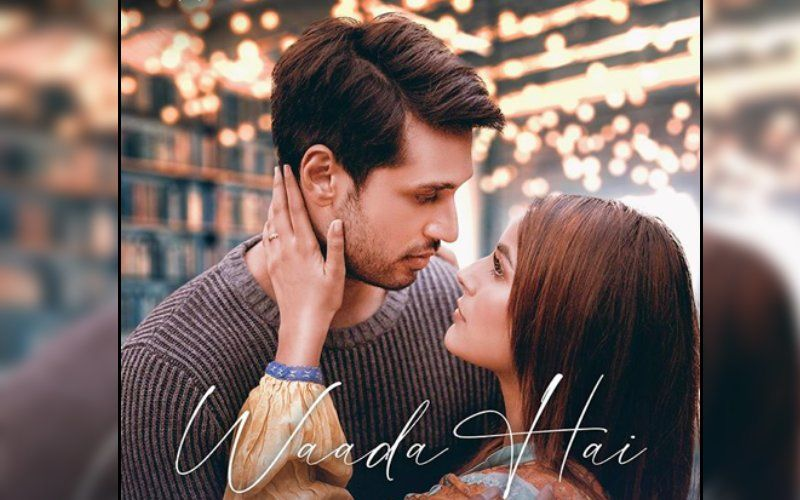 Waada Hai Poster: Shehnaaz Gill And Arjun Kanungo Set Our Hearts Aflutter As They Romantically Gaze At Each Other