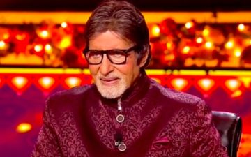 Kaun Banega Crorepati 12: Contestant Requests Amitabh Bachchan To Suggest A Name For His Newborn Baby; Here's How Big B Replied