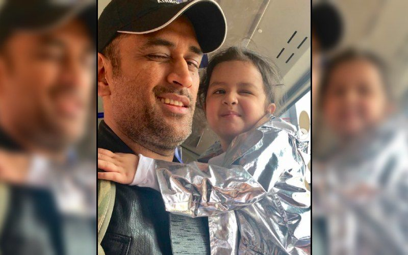 IPL 2020: MS Dhoni's 5-Year-Old Daughter Ziva Singh Dhoni Gets Rape Threats After CSK Loses To KKR