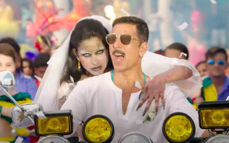 Laxmii Song Start Stop: Akshay Kumar Steals Show With His Killer Steps As He Dances With Zombies And Ghosts In The New Peppy Track – WATCH
