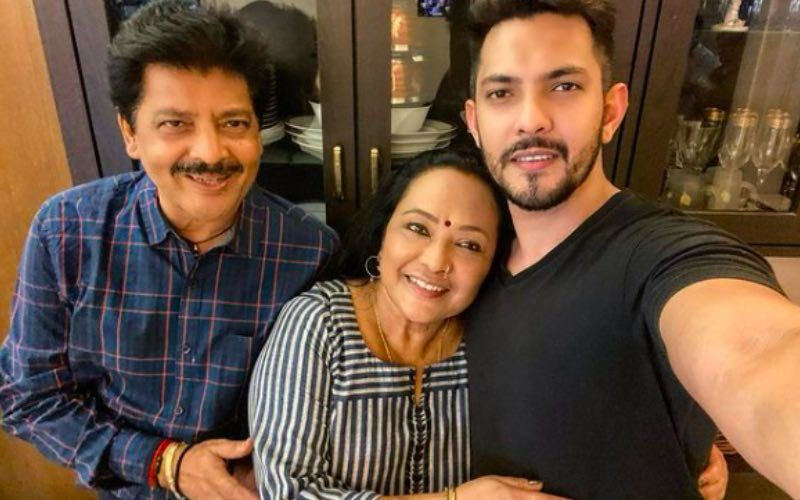 Aditya Narayan Tests Positive For COVID-19; Father Udit Narayan Says His Son Has Been Admitted To The Hospital