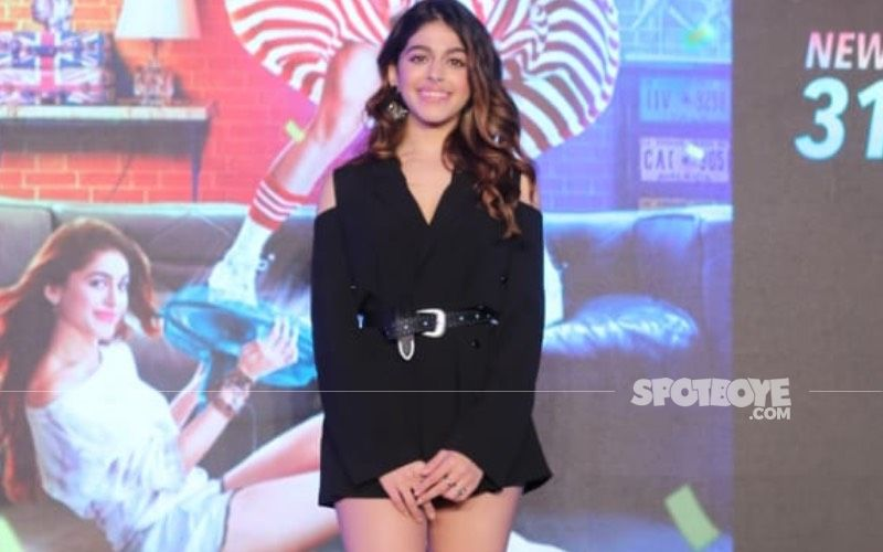 Jawaani Jaaneman Star Alaya F Admits Considering Cosmetic Surgery For Her Nose; Dropped The Idea As It's 'Damn Pointless'