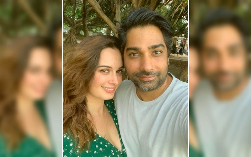 Evelyn Sharma Ties The Knot With Tushaan Bhindi In An Intimate Ceremony In Australia; Gives The First Dreamy Glimpse Of Her 'Forever' — See Pic