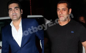 VIDEO: Arbaaz Khan reacts to Salman's 'Raped Woman' statement